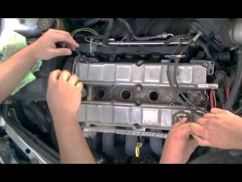 Changing the timing on an SVT focus as fast as we can.
