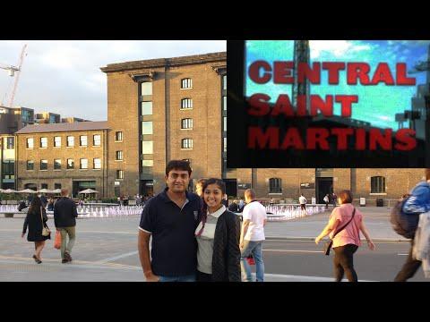 Central Saint Martins and Oxford|University Vlog