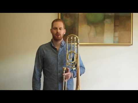 Trombone Positions and Notes