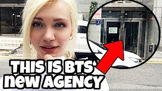 Download Visiting Big Hit Entertainment in Seoul Video