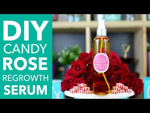 HOW TO: DIY Growth Oil Treatment with Rosehip & Argan Oil