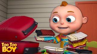 TooToo Boy - Packing Trouble   Cartoon Animation For Children   Videogyan Kids Shows