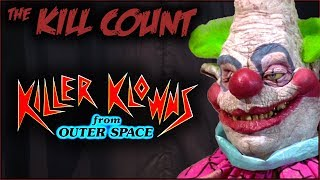 Killer Klowns from Outer Space (1988) KILL COUNT