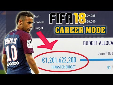 HOW TO BE RICH IN CAREER MODE (Make Millions or even BILLIONS!!!) - FIFA 18