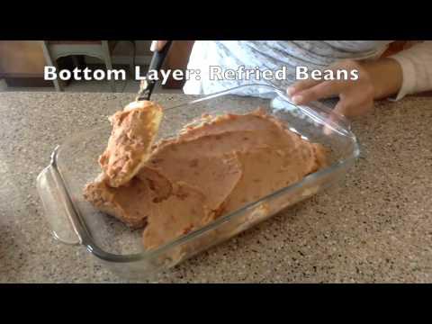 7 Layer Bean Dip Video