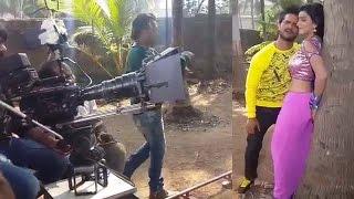 Khesari Lal making New bhojpuri song