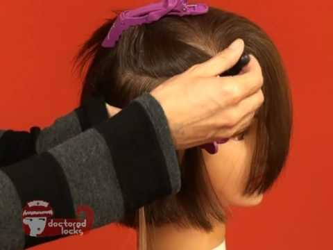 How to Remove Fusion Hair Extensions Tutorial