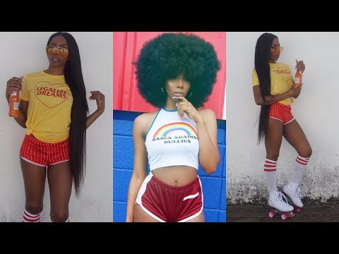 LOOKBOOK 70's ROLLER BABE ⎮DISCO QUEEN OUTFITS