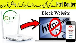 ptcl broadband Hidden setting for secure your WIFI Router