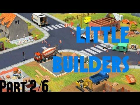 Little Builders - Roof Building 2/6