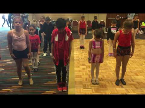 Hip hop with Dustin Phillips - DEA Nationals 2017