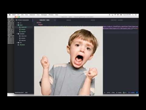 Learn JQuery in 5 Minutes!