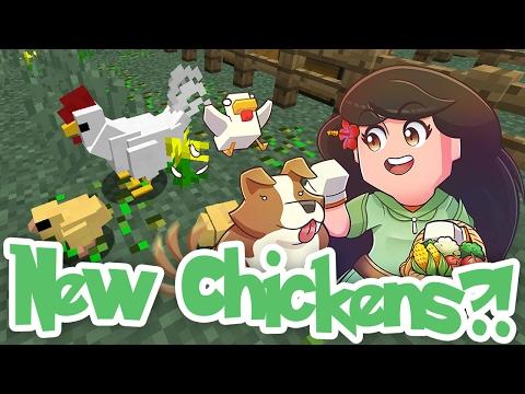 Animania Mod Beta!! • New Chickens, Cows, Pigs, Ferrets, & More!!