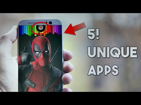 5 New UNIQUE Android Apps September 2017😂 | Best Android Apps