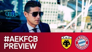 Before AEK: the Entire Day Behind the Scenes at FC Bayern | Champions League - Matchday 3