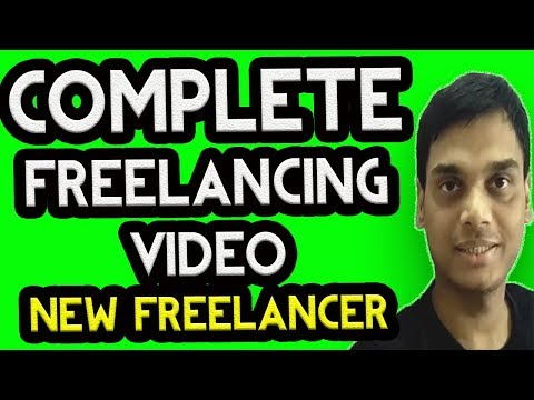 Earn from freelancing and complete guide for new freelancer   Earn without investment   Hindi
