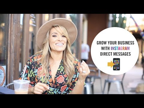How to Use Instagram Direct Messages to Grow Your Business
