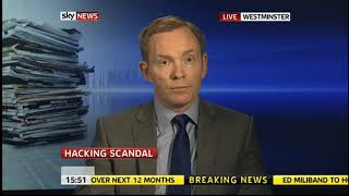 Chris Bryant MP demands an apology from Kay Burley..