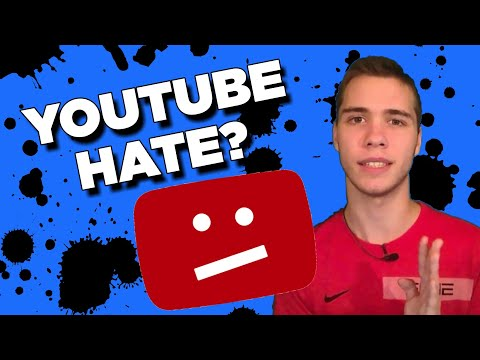 How To Deal With Hate On YouTube