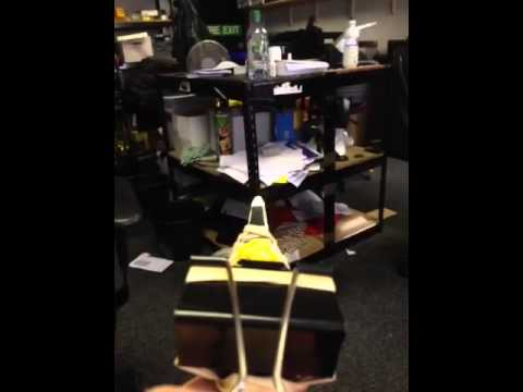 Office supply weapon/catapult