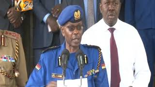 IG Boinnet on Riverside Attack