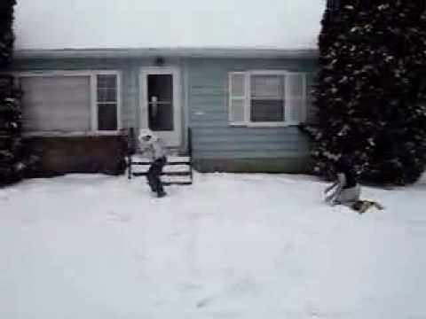 SNOWBALL DRAW!!!