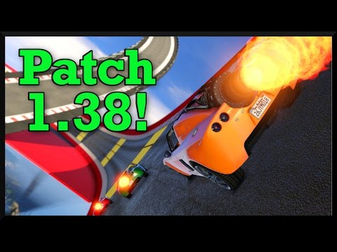 GTA 5: Special Vehicle Races DLC Patch Notes! Patch 1.38 (New Race Settings, Connection Fix & More!)