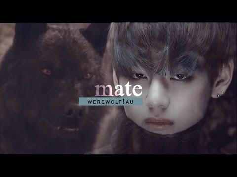 taehyung | mate [werewolf!au]