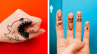 WHAT TO DO ON A BORING DAY    Fun games and tricks you will want to try