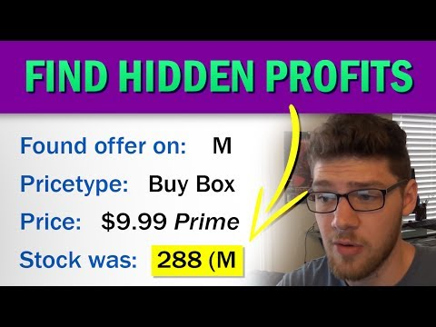 *REVEALED* Find Products to Sell on Amazon That No One Else Does! Secret Technique!