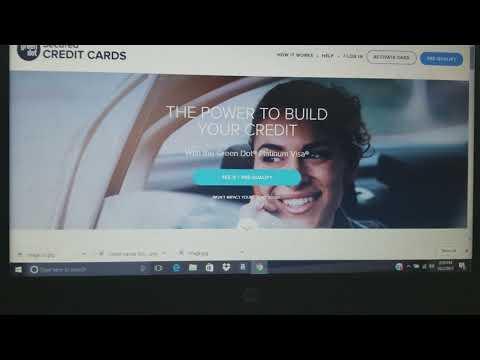 Greendot Platinum Secured Credit Card
