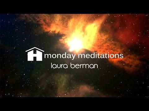 The Chakra Elevator | Laura Berman | Monday Meditations
