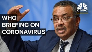 World Health Organization holds a news conference on coronavirus outbreak – 2/24/2020