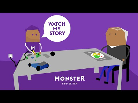 Become a Monster – Apprentice Opportunities