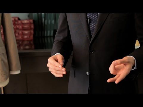 How to Buy a Suit | Men's Fashion