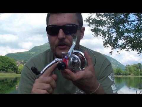 Mitchell Avocet RTE 6500FS: il mulinello con l'avvisatore incorporato! - Carp Fishing - SportIT.com
