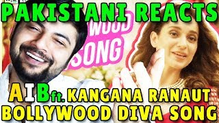Pakistani Reacts To The Bollywood Diva Song Aib Feat Kangana Ranaut
