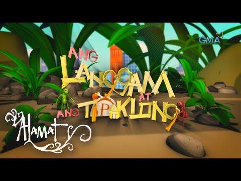 Alamat: Ang Langgam at ang Tipaklong (full episode)