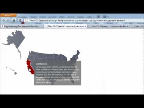 HTML Image-Map erstellen in css - image-maps.de
