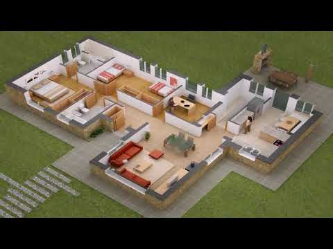4 Bedroom House Plans With Outdoor Kitchen