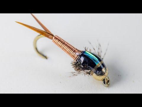 Fly Tying: Copper John
