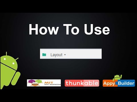 How to arrange Android Button || appybuilder Layout Arrangement || beginner guide 2
