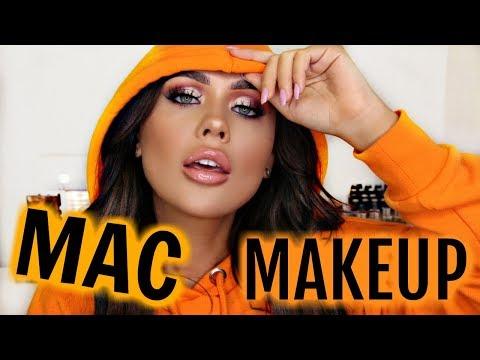 Full Beat Face Of MAC Makeup