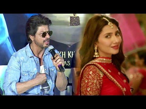 Xxx Mp4 Shahrukh Khan 39 S SHOCKING Comment On Pakistani Actress Mahira Khan 3gp Sex