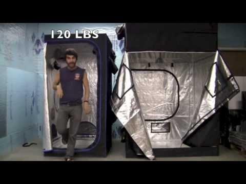 Best Grow Tent Review & Comparison - Gorilla Grow Tent vs. HydroHut