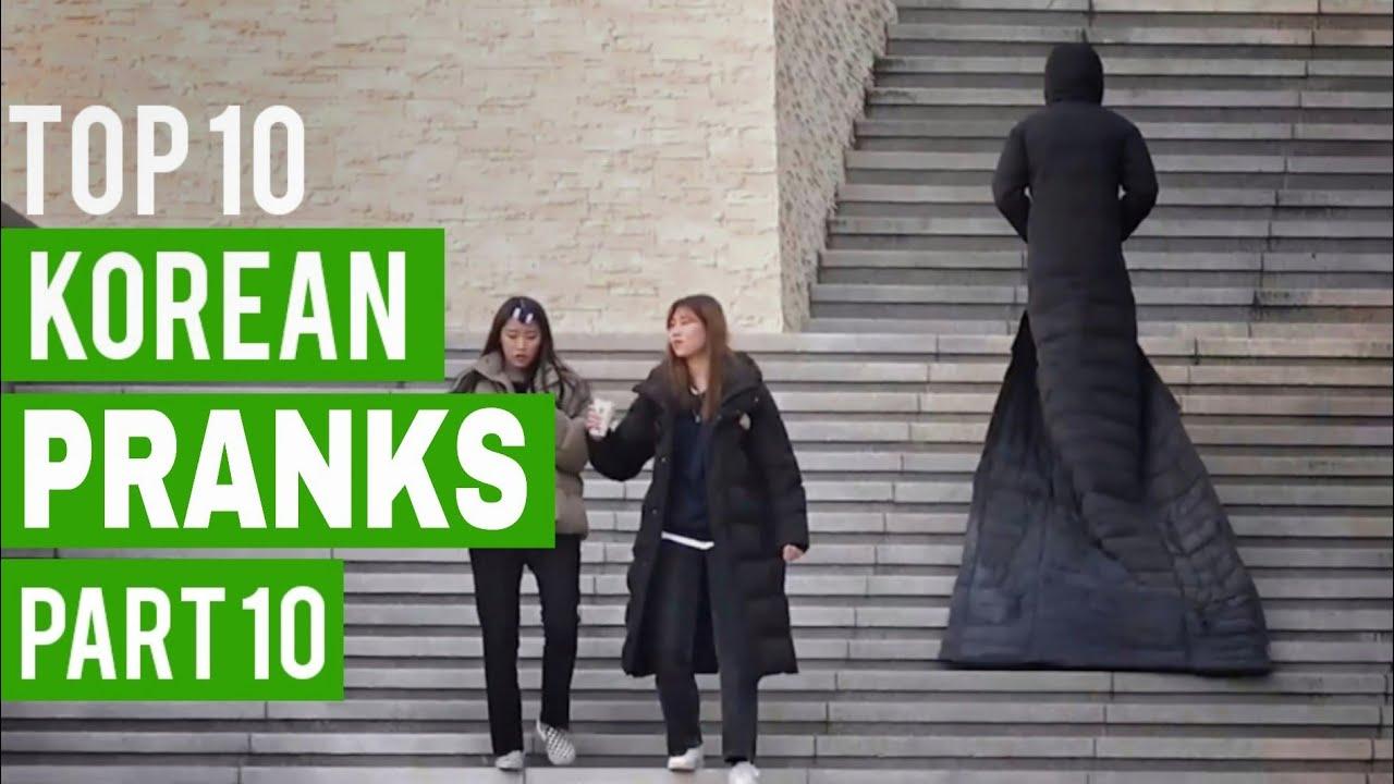 Best Korean Pranks That Got Me Rolling 😂 (Part 10)