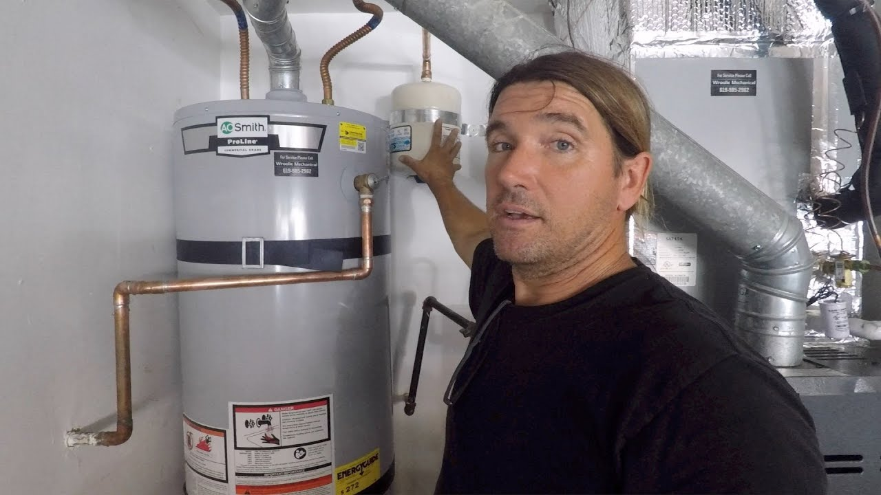 When do you need an Expansion Tank?