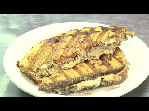 How to Make a Tuna Panini : It Takes Tuna