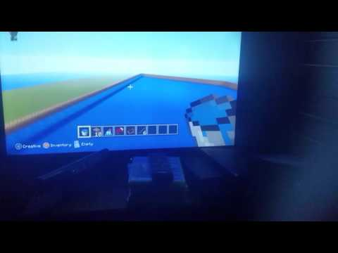 How to make a tsunami in minecraft NO MOD