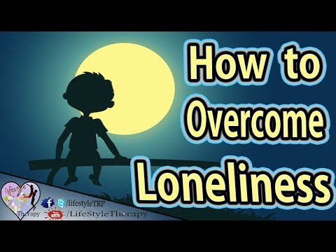 5 ways to fight loneliness + 6 bonus tips to not feel lonely | animated video